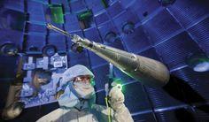 Kernfusie die energie oplevert, nu kan dat