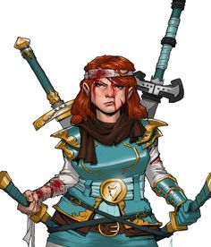 Violet - Rat Queens - one of these years I am gonna dress up like her