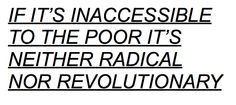 If its inaccessible to the poor it's neither radical nor revolutionary. Jean Valjean, Intersectional Feminism, Pro Choice, Revolutionaries, Social Justice, In This World, Equality, Lyrics, Self
