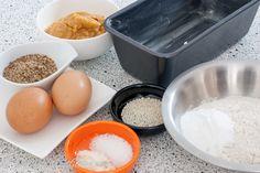 Gluten Free Easy Buckwheat Bread – Cooking Without Gluten Buckwheat Bread, Bread Oven, Healthy Recipes, Healthy Food, Bread Recipes, Sugar Free, Grains, Diet, Cooking