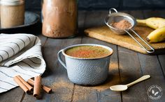 Mexican Hot Chocolate: A spicy, dessert-like green smoothie - Simple Green Smoothies