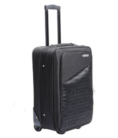 American #Tourister   Small Size Black 2 #WheelTrolley    http://offers2go.com/home/productinfo/1602    #Shoponline  #Trolleybag     #offers2go