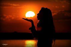 Kissing the Sun?