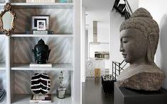 Ideas para #decorar con #Budas
