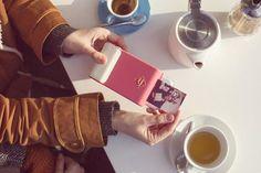 This Phone Case Will Polaroid-Print Your Photos
