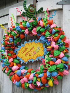 Yo Gabba Gabba wreath