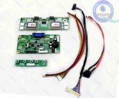 LCD-Controller-Board-DIY-Kit-RTMC1B-VGA-Turn-a-Laptop-LCD-to-a-Desktop-Monitor