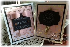 "Oksana's Creative Corner: Take On ""Chalk It Up"" August 2015 Paper Pumpkin by Stampin' Up!"