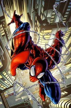 #Amazing #Spiderman #Fan #Art. (Amazing Spider-man #509 Cover) By: Mike Deodato Jr. (THE * 5 * STÅR * ÅWARD * OF: * AW YEAH, IT'S MAJOR ÅWESOMENESS!!!™)[THANK Ü 4 PINNING!!!<·><]<©>ÅÅÅ+(OB4E)