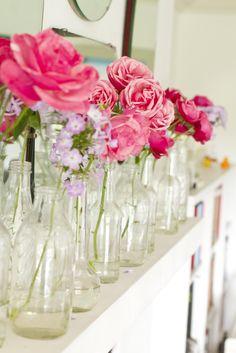 Vá até o jardim, colha umas rosas, enfeite e perfume tua sala. Se o podes!