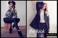 Shop online at www.truworths.co.za Capri Pants, Shopping, Fashion, Capri Trousers, Moda, Fashion Styles, Fashion Illustrations