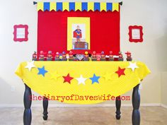 50 birthday party ideas for boys. Actually doable!    (also has link to 50 girl party ideas)