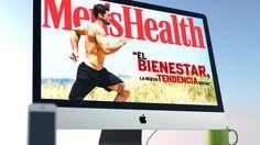 Media Kit de Men's Health para anunciantes y centrales de medios presentando la nueva etapa de su cabecera. Kit, Health, New Trends, Headboards, Wellness, Health Care, Salud