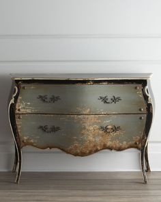 chalk paint idea...Merino Chest