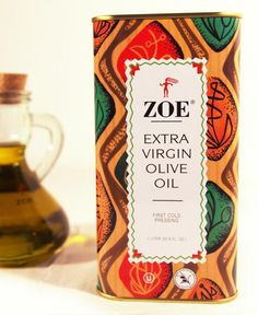 Zoe Brand | Products | Zoe Extra Virgin Olive Oil