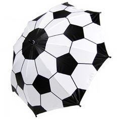 Soccer umbrella
