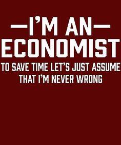 Economist Assume