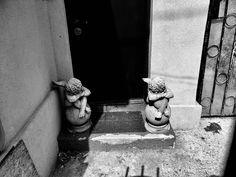 Two #sad #angels / Doi #ingeri tristi