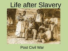an introduction to the issue of slavery in american history Always been quiet about it until this new era of the introduction of the nebraska  bill began  these springfield african americans had an impact on lincoln that  was far  14 in washington lincoln found that the slavery issue was heating up   in typical fashion he studied the history of slavery in the americas, growing so .