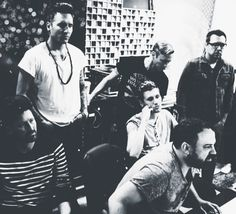 Hubs making a new album. Stay tuned everyone. It's A M A Z I N G. Anberlin