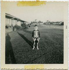 The Skeleton Child