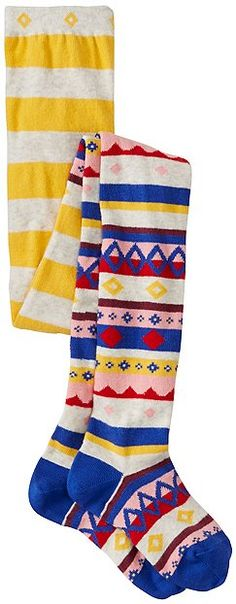 Folk-Mix Fair Isle Tights by Hanna Andersson | HA + BABY / TODDLER ...