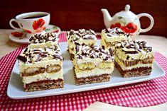 Prăjitura Armonia gustului, este de fapt o adaptare reușită a prăjiturii Deliciu, cu o combinație perfectă de ingrediente. Romanian Desserts, Tiramisu, Sweet Tooth, Sweet Treats, Cheesecake, Food And Drink, Cooking Recipes, Sweets, Healthy