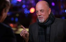 "Piano Man Billy Joel on Madison Square Garden residency: ""I'm kind of un-retiring"" - Then Charlie Rose said, ""I'm with you, Man."" It was priceless!"