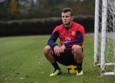 #Wilshere in training #Arsenal