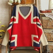 Loose style sweater top, warm and soft.