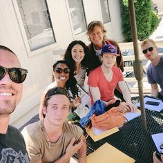 Emmy Rossum, Cameron Monaghan, Steve Howey, Noel Fisher, Shanola Hampton, Jeremy Allen White & William H. Macy