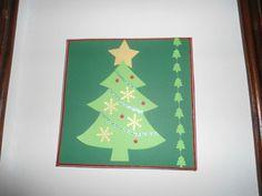 Mais um quadro de Natal... Natal 2012