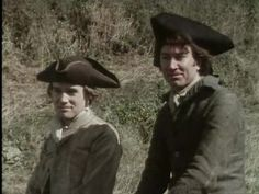 Francis and Ross Poldark