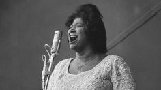 A rainha do gospel, Mahalia Jackson