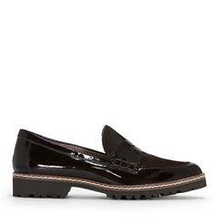 Zapato Oxford Anna Testa negro Gadea
