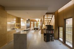 Kensington Lighthouse by Tandem Design Studio & Dominique Ng (via Lunchbox Architect)