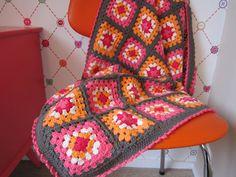 another crochet baby blanket