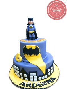 Batgirl Cake By Belle's Kitchen, To Order Contact Our WA: 081294055786, Line: Bellekitchen, Also Be Sure To Follow Our Instagram @belle_kitchen