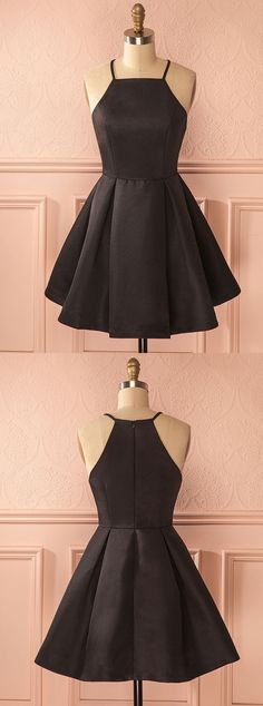 little black dresses,homecoming dresses short,cute homecomng dresses,simple homecoming dresses
