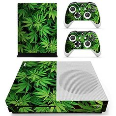 BalerionXB1S021CV vinyl decal covers protective skins for Xbox One S 2016 Slim Model *** You can find out more details at the link of the image.Note:It is affiliate link to Amazon. #comments