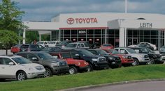 Leith Toyota Raleigh In NC: North Carolina Toyota Dealer And Service Center  NC