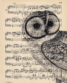 Dishfunctional Designs: Upcycled Sheet Music Crafts Love this idea even better than old dictionary/book pages.