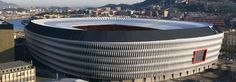Bilbao, sede de la Euro 2020. Stadium San Mames