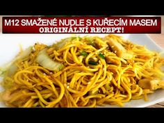 Japchae, Spaghetti, Good Food, Food And Drink, Easy Meals, Cooking Recipes, Ethnic Recipes, Instagram, Facebook