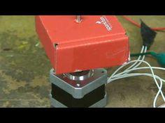 Sparkfun stepper motor and easy driver v3