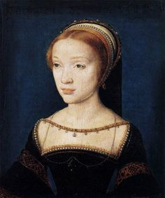 Young unknown French lady, c.1530s