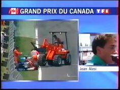 F1 - Grand Prix Canada - départ - 1999 Grand Prix, F1, Canada, Youtube, Formula 1, Youtubers, Youtube Movies
