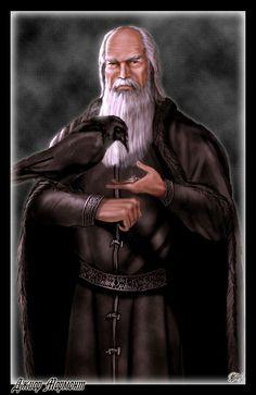 Jeor Mormont - Conhecido como o Velho Urso, foi o 997º Senhor Comandante da Patrulha da Noite, a qual comandava de seus aposentos em Castelo Negro. Jeor, anteriormente líder da Casa Mormont, e Senhor da Ilha dos Ursos, abdicou de seu assento em favor de seu filho Sor Jorah Mormont, e se juntou à Patrulha da Noite.