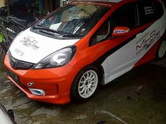 Totally tuned by SCS #honda #jazz #fit #GE8