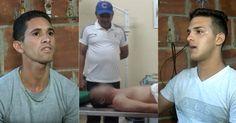 Hablan amigos y médico que ayudaron al joven que murió por mordida de un tiburón en… #DeCubayloscubanos #guardalavaca #joven #tiburón
